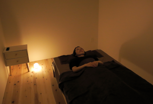 本町の「快眠頭ほぐしサロンすいみん」の人気NO.2『快眠頭ほぐし30分+仮眠30分』4320円
